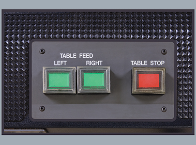 Table Feed Control